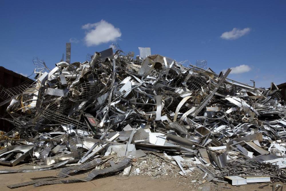 Métaux recyclés